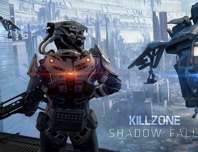 Nuevo video kill zone shadow fall