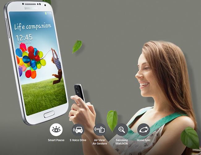 Samsung vende 10 millones de Galaxy S4 en tan solo 1 mes