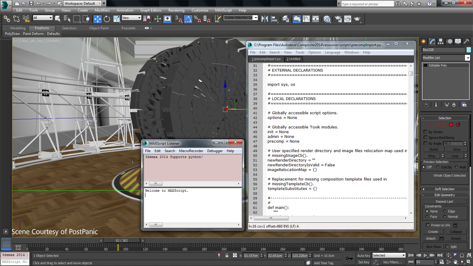pack estensiones 3ds max 2014