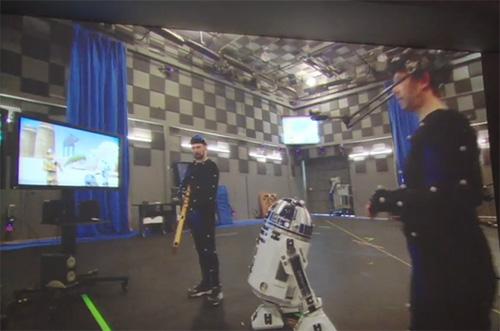 Lucasfilm combinará Motores de Videojuegos (Engines) en el Cine