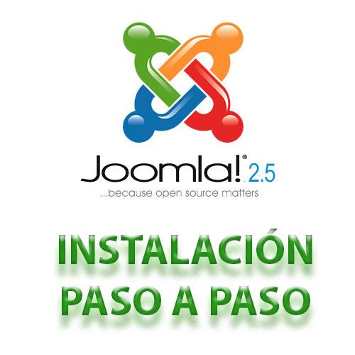 Instalación Joomla 2.5