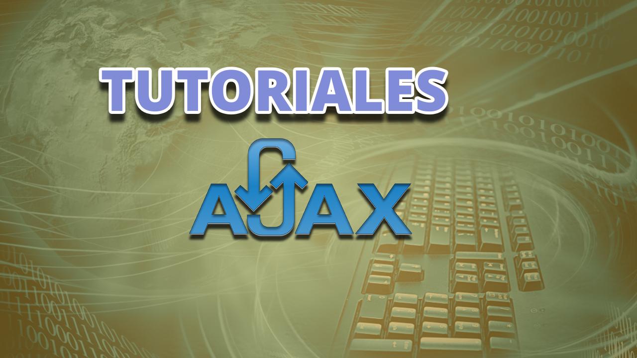 Registro de Usuarios con Ajax, Php y Mysql – Método Ajax