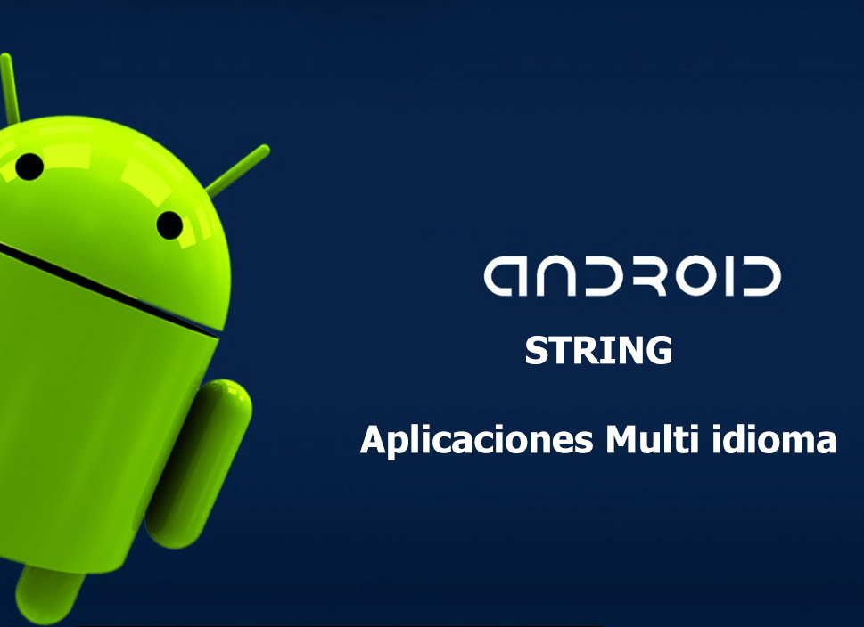 Strings en Android Studio App's Multi idioma