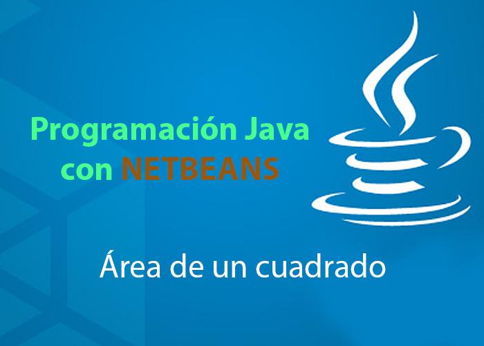 Programación Java – Área de un Circulo