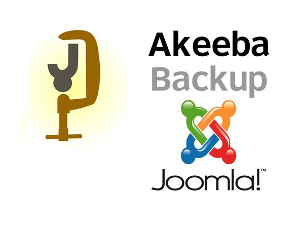 Backup de un Sitio Joomla con Akeeba