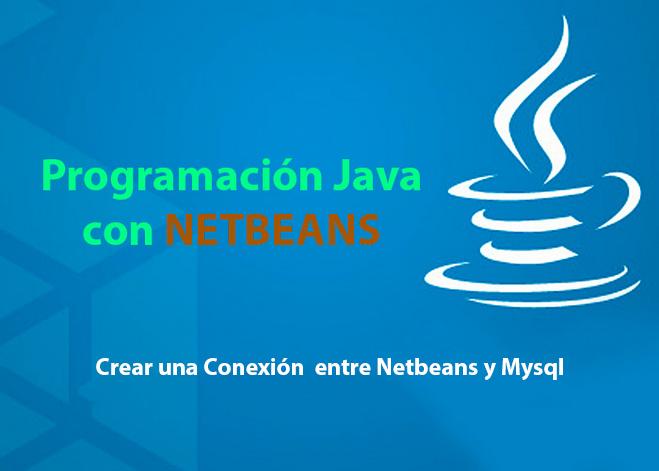 Conexión Netbeans con Mysql