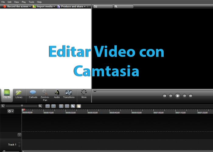 Edición de Video en Camtasia Studio
