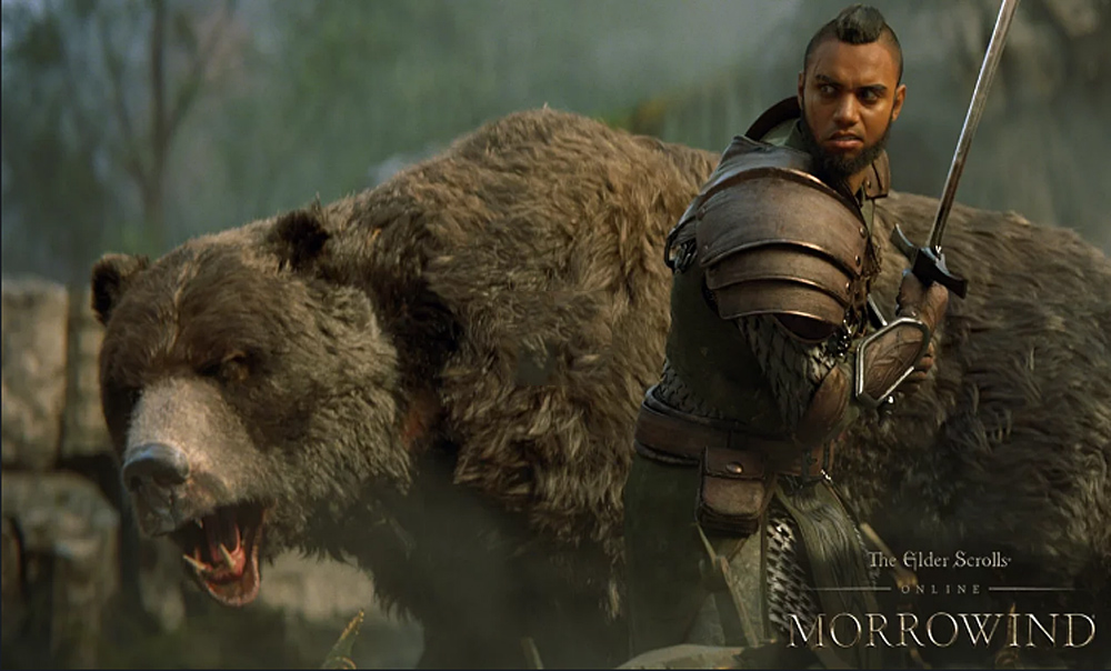 Nuevo Trailer de: The Elder Scrolls Online Morrowind.