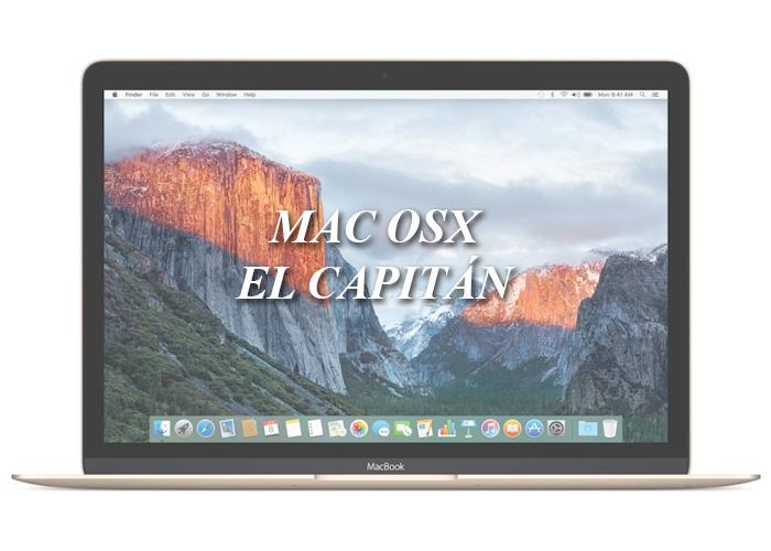 Nuevas Funciones en OSX EL Capitán