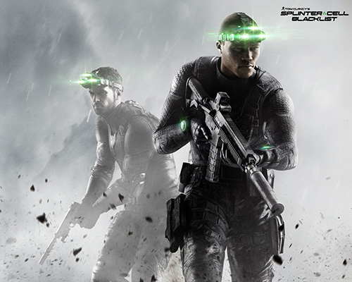 Video e imágenes del Making Of: Splinter Cell: Blacklist