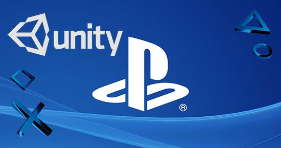 Unity Ahora Gratis para Desarrolladores Sony PlayStation