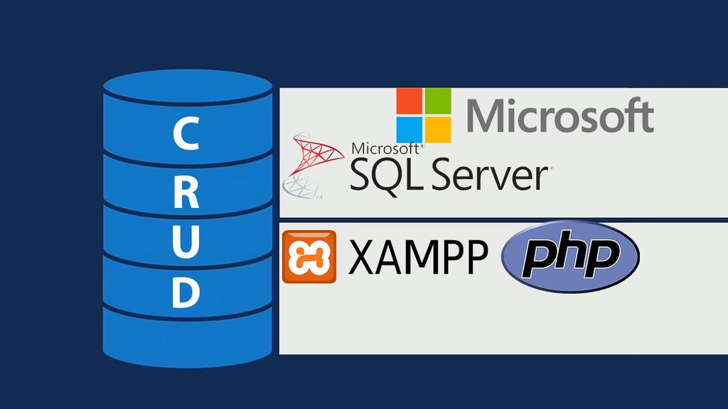 Cómo Hacer un CRUD con PHP y SQL SERVER [Introducción]