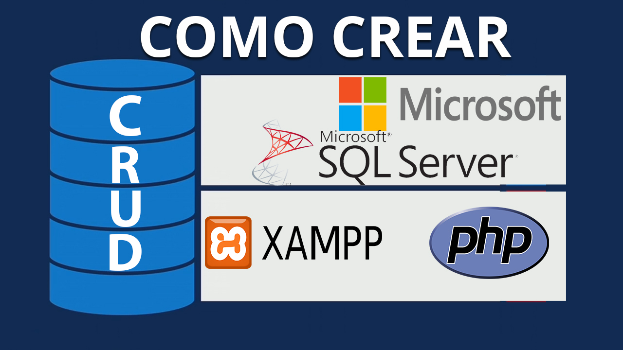 Creación de un CRUD con PHP y SQL SERVER