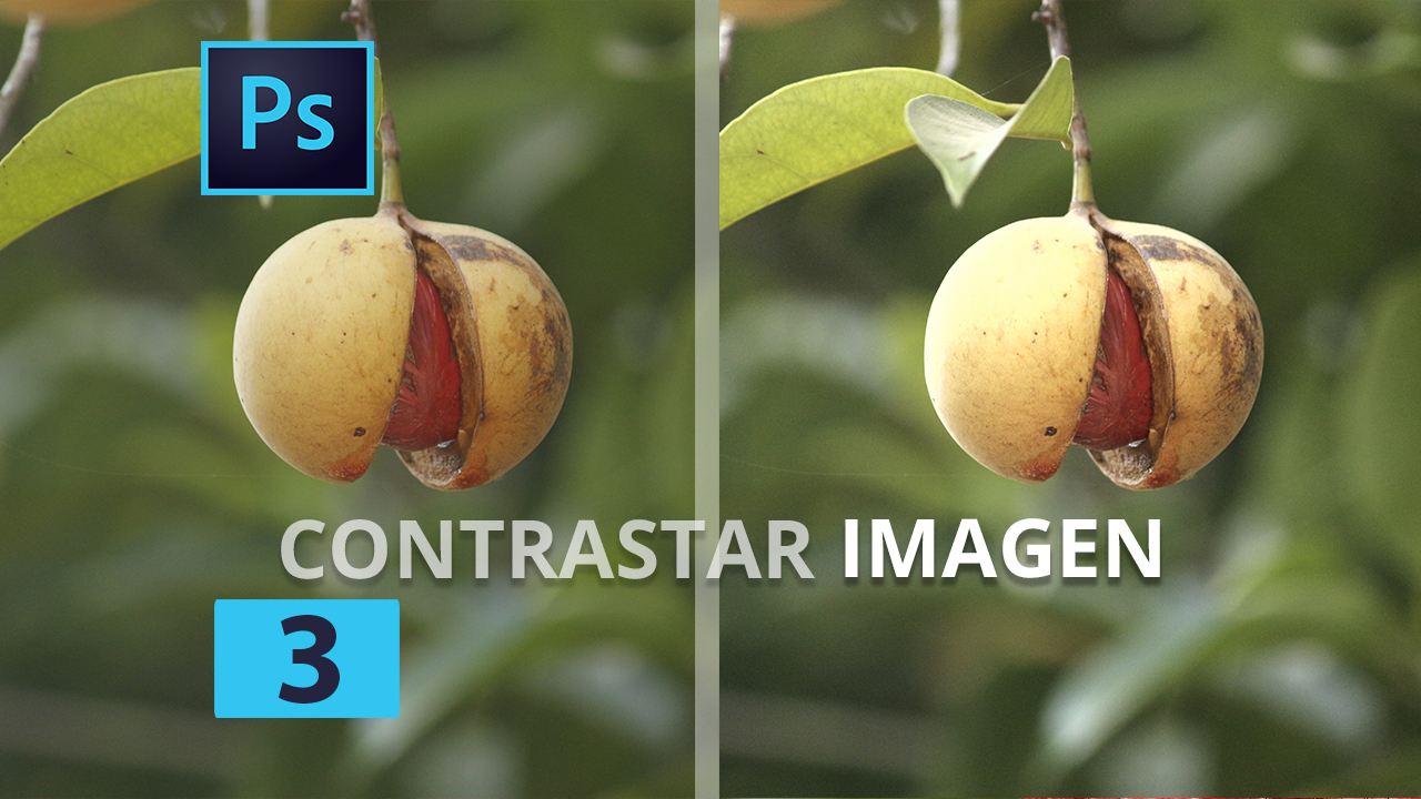 Tutoriales Photoshop – Aumentar el Contraste de una Imagen
