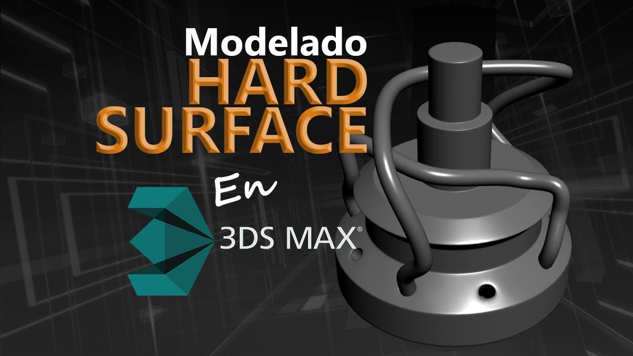 modelado hard surface con 3ds max