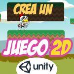 Tu Primer Juego 2D con Unity Parte 10 – Código C# para el Salto y Gravedad