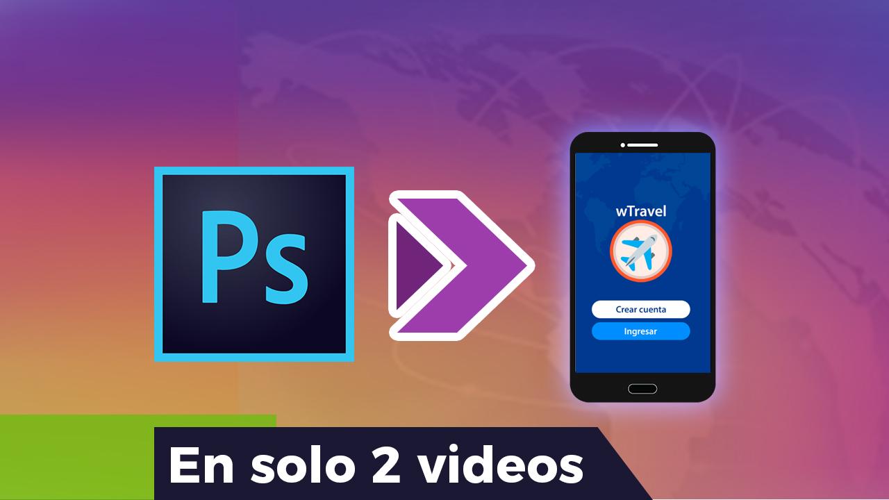 De Photoshop a Android Parte 1 – Diseño de App